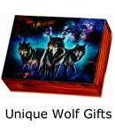 unique wolf gifts