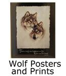 wolf posters and prints