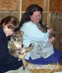 The Wolf Pup Nannies photo Picture