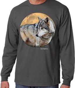 New exclusive design at Wolf Howl Animal preserve.