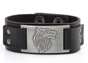 This is a new very cool Wolf bracelet.