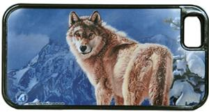 Beautiful new Wolf image and really cool iphone case