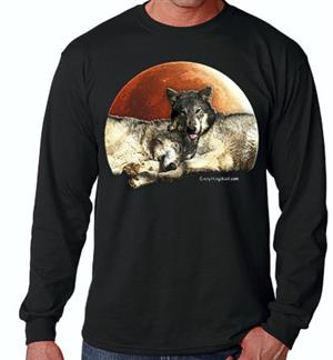A Wolf Howl Animal Preserve exclusive design.