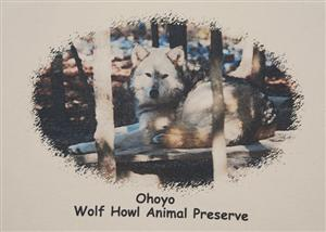 Makes a great gift combined with a Symbolic Wolf adoption