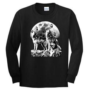 An Everythingwolf.com exclusive design.
