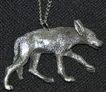 View details for this All Ears and Legs Wolf Pup Necklace
