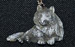 View details for this Just Chillin Wolf Necklace