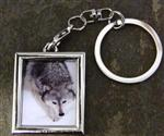 View details for this Ohoyo Wolf Metal Keychain