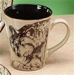 View details for this Shadow Wolf Mug