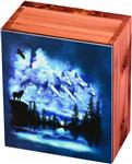 View details for this Sky Wolves Small Cedar Box