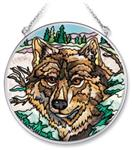 View details for this Snow Wolf Small Window Art