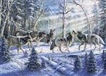 View details for this Spirit of Peace Wolf Holiday Cards