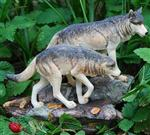 View details for this Stalking Wolves Figurine