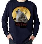 View details for this Wild Thing Childs Long Sleeve T Shirt-CS