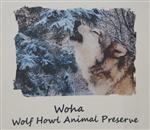 View details for this Wolf Howl T Shirt, Woha - XXXL