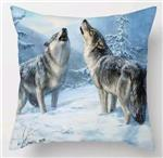 View details for this Wolf Duet Pillow