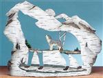View details for this Wolf in Birch Figurine