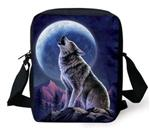 View details for this Wolf Moon Messenger Bag