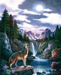 View details for this Wolf Moon Puzzle