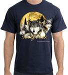 View details for this Wolf Pack T Shirt - M