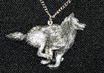 View details for this Wolf Run Necklace