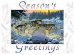 View details for this Season's Greetings Wolf Cards