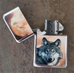 View details for this Wolf Stare Lighter