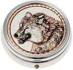 View details for this Wolf Pill Box