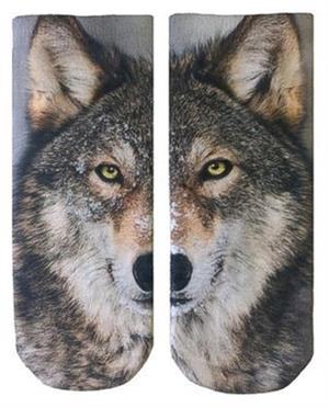 New fun Wolf socks for 2018.