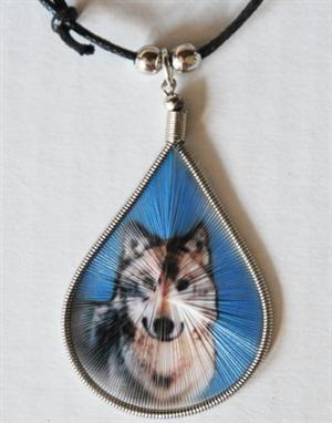 Unique Wolf jewelry