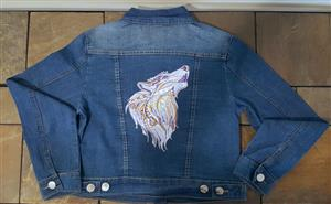 Fun new Wolf Jean Jacket for 2019.