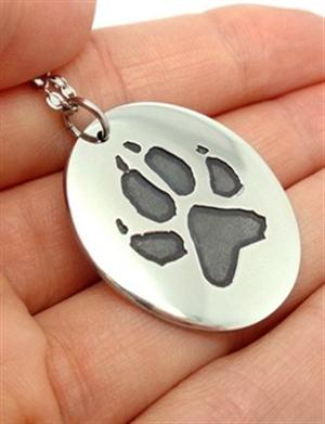 This is a new Wolf Paw design in our gift shop.