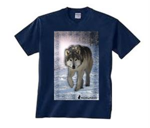 This Wolf shirt makes a great gift.