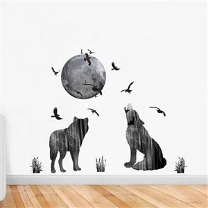 New Wolf Wall Decals for 2020.
