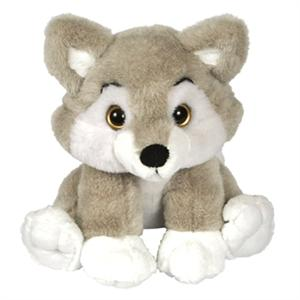 A New and Favorite WHAP plush Wolf
